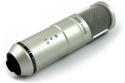 RV15 valve microphone