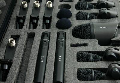 RVK7 Drum Microphones