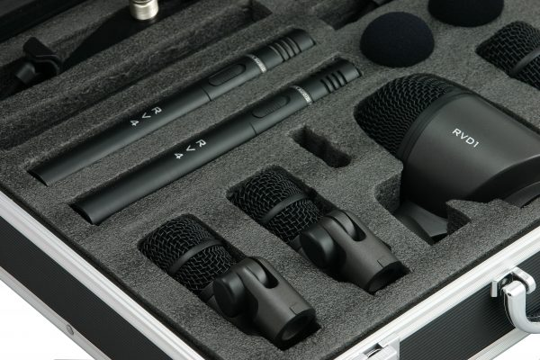 RVK7 Drum Microphones