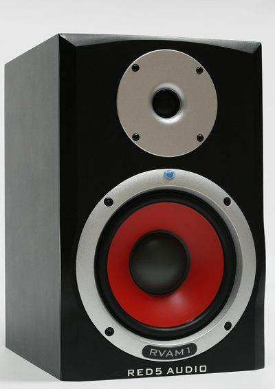 RVAM1 Active Studio Monitor Speakers