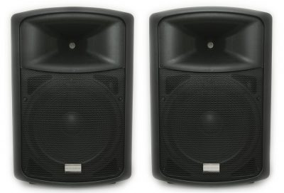 RV215A Active PA Speakers