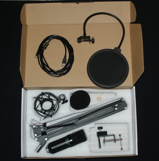 RVX44 USB Condenser