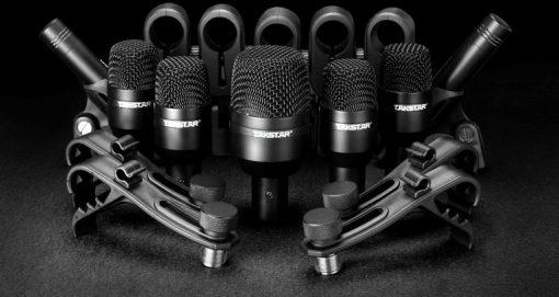 takstar-drum-mics