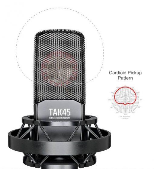 takstar-tak45-cardioid-polar