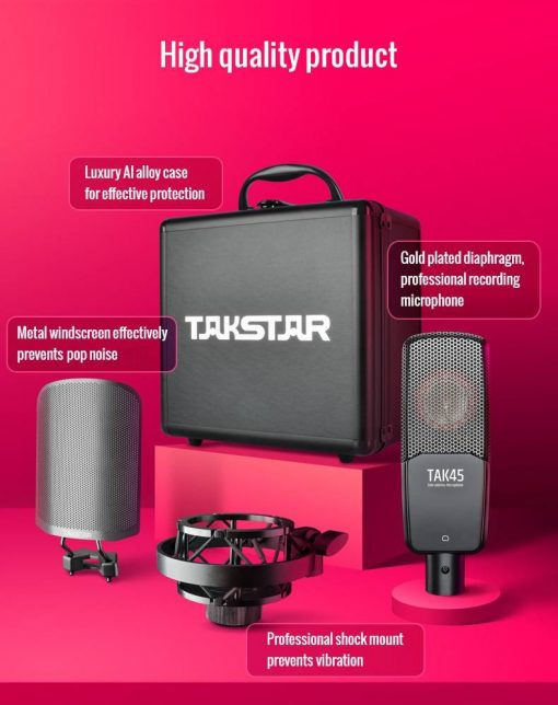 takstar-tak45-kit-contents